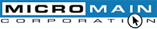 MicroMain Corporation Logo