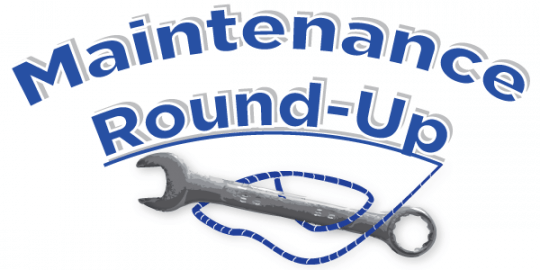 Maintenance Management Round-Up