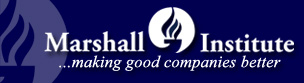 Marshall Institute Logo