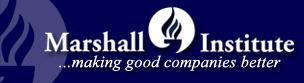 Marshall Institute Logo