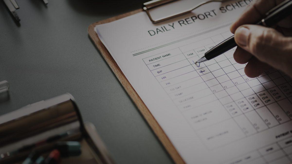 Advanced data reporting